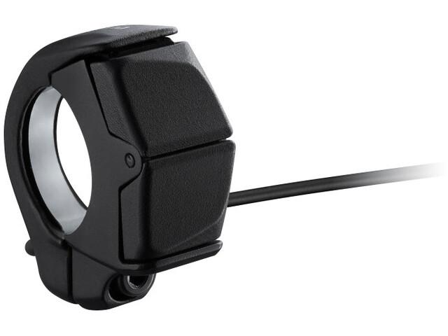 Shimano STEPS SW-E7000-R - Maneta de cambio - Cable derecho 300mm para circuito con fijación negro
